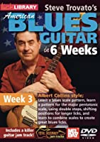 Steve Trovato's American Blues in 6 Weeks: Week 3 [DVD] [Import]