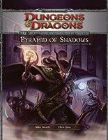 Pyramid of Shadows: Adventure H3 (D&D Adventure)