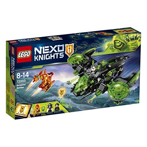 【Amazon.co.jp限定】レゴ(LEGO) ネックスナイツ ベルセルク・ボマー 72003