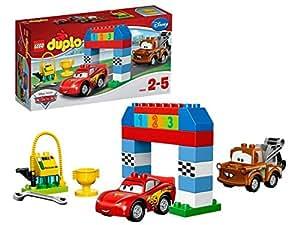 レゴ (LEGO) デュプロ カーズ クラシックレース 10600