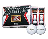 DUNLOP(ダンロップ) SRIXON Z-STAR XV ゴルフボール 1ダース  プレミアムホワイト