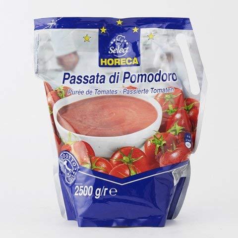 トマトピューレ(パウチ) 2500g 2個