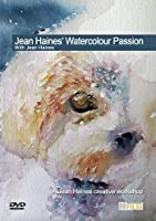 Jean Haines Watercolour Passion DVD