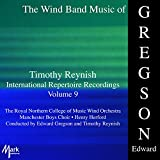 Wind Band Music of Edward Gregson