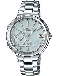 [カシオ]CASIO 腕時計 SHEEN Voyage TIME RING Series スマートフォンリンクモデル SHB-200D-7AJF レディース