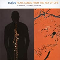 Plays songs from the key of life-A tribute to Stevie Wonder