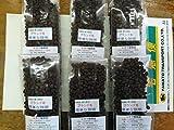 【エカワ珈琲店の自家焙煎コーヒー豆/宅急便】お試し焙煎コーヒー豆セット(豆のまま)、100g×6銘柄