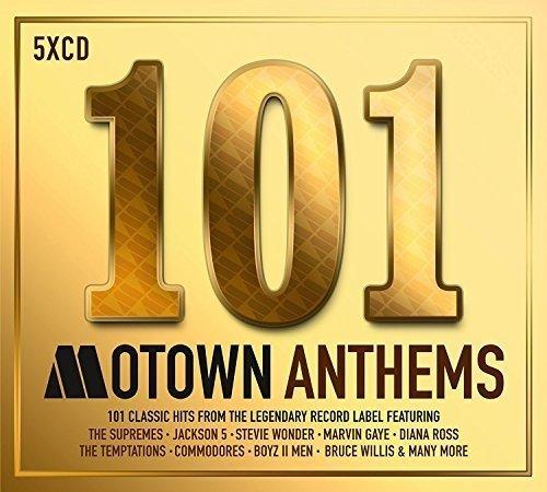 [画像:101 Motown Anthems]