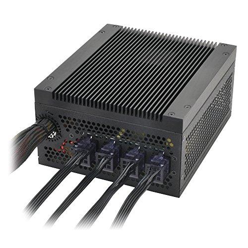 センチュリー スーパーフラワー電源 80PLUS PLATINUM認証 500Wファンレスモデル SF-500P14FG