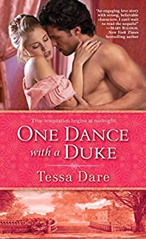 One Dance with a Duke (The Stud Club Trilogy) by [Dare, Tessa]