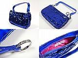 スパンコールショルダーバッグ(ブルー) バーニーズ・ニューヨーク画像②