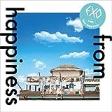 【予約12/07】EXO (エクソ) - 『FROM HAPPINESS』[2DVD]数量限定/エキソ/エックソ/ EXO DVD【国内発送】