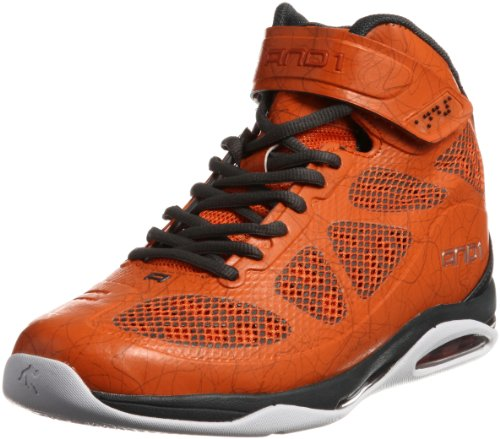 [アンドワン] AND1 GUARDIAN MID 1044MOV Orange/Shadow/White (Orange/Shadow/White/9)
