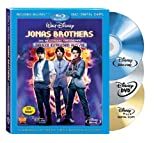 Jonas Brothers: The 3d Concert Experience [Blu-ray] [Import]