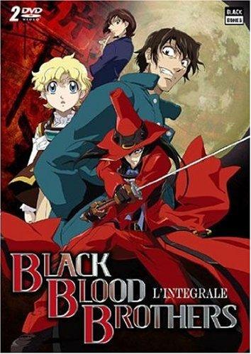 Black Blood Brothers - Intégrale