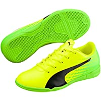 PUMA Boys Evospeed 17.5 It Jr Sy, Football Boots