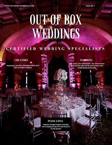 Out Of Box Weddings (Volume 1) (English Edition)