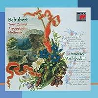 Trout Quintet / Arpeggione Sonata / Notturno by Schubert (1998-11-10)