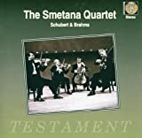 String Quartets By Schubert & Brahms