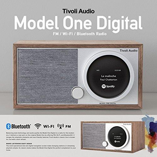 Tivoli Audio チボリオーディオ Model One Digital モデルワンデジタル (ホワイト/グレイ)