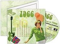 CDCard会社1966–Theクラシック年CD–誕生日カードcdc1608509