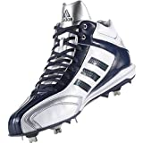 アディダス(adidas) アディピュアT3 MID (クリスタルホワイト/カレッジネイビー/クリスタルホワイト) AQ8341 AQ8341 Cホワイト/Cネイビー 28.0cm