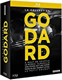 La Collection Godard?: À bout de souffle + Le Mépris + Alphaville + Une Femme est une femme + Made in USA + Pierrot le Fou + Le Petit Soldat [Francia] [Blu-ray]