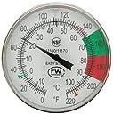 Rattleware/ラトルウェア スチーム温度計 約13cm クリップ付き 並行輸入品
