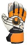uhlsport(ウールシュポルト) サッカー ゴールキーパー グローブ エリミネーター ソフト サポートフレーム 1000171 ホワイト×オレンジ×ブラック 7