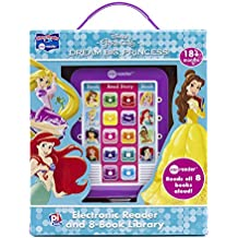 ME Reader Disney Princess Modern – Electronic Reader and 8-Book Library