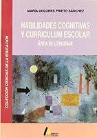 Habilidades cognitivas y currículum escolar : área de lenguaje