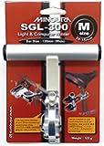 MINOURA(ミノウラ) アクセサリーホルダー [SGL-300M] φ28-35mm対応 バー幅130mm シルバー
