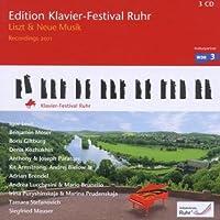 Edition Klavier Festival Ruhr Vol. 27 by LISZT/ARMSTRONG/BRENDEL/STEFANOVICH/MAUSER (2012-02-14)