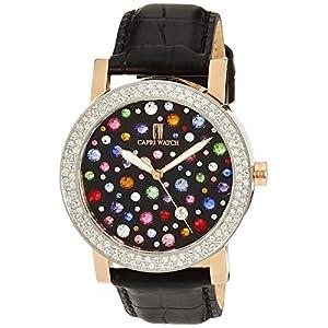 [【日本正規品】 カプリウォッチ]CAPRI WATCH 腕時計 Multijoy クオーツ 5145 レディース 【正規輸入品】