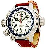 """[エアロマティック] Aeromatic1912 腕時計 ドイツ製 二戦復刻""""ワールドツアー"""" BIG-DATE A1285[並行輸入品]"""