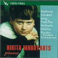 Beethoven/Schubert/Grieg:Piano