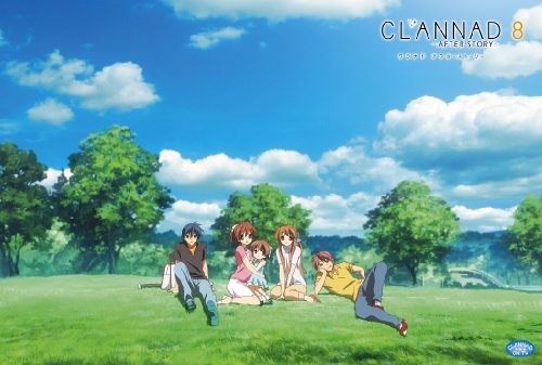 CLANNAD AFTER STORY 8 (初回限定版) [DVD]の詳細を見る