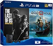 God of War / The Last of Us Remastered Bundle (1TB) , PS4