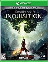 ドラゴンエイジ:インクイジション デラックス エディション (限定版) (ダウンロードコード(スカイホールドの王座、赤角のハラ、沼のユニコーン、審問会の炎)、デジタルサウンドトラック、ボーナスデジタルコンテンツ 同梱) - XboxOne