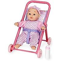 ホビー You & Me 8 inch Mini Baby ベビー doll ドール 人形 with Stroller [並行輸入品]