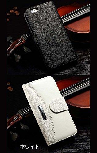 iPhone6 Plus ケース 手帳 カード収納/ウォレッ...