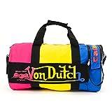 (ボンダッチ)Von Dutch ダッフル/ボストンバッグ VON1301MT マルチ 取寄商品 [並行輸入品]