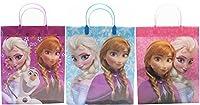 Disney Frozen Party Favor Goodie Bigギフトバッグ( 3袋)