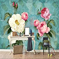 Bzbhart 壁のための顧客用装飾3Dの壁紙現代油絵TVの壁の壁紙の居間のための壁画-350cmx245cm