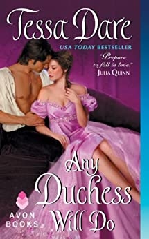 Any Duchess Will Do (spindle cove Book 4) by [Dare, Tessa]