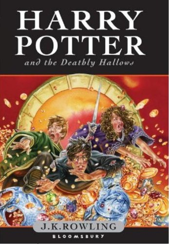 Harry Potter and the Deathly Hallows (Harry Potter 7)(Export Edition)の詳細を見る