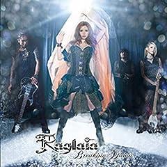 Raglaia「Cross」のCDジャケット
