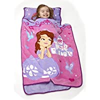 ディズニーの幼児圧延昼寝マット、プリンセスソフィア