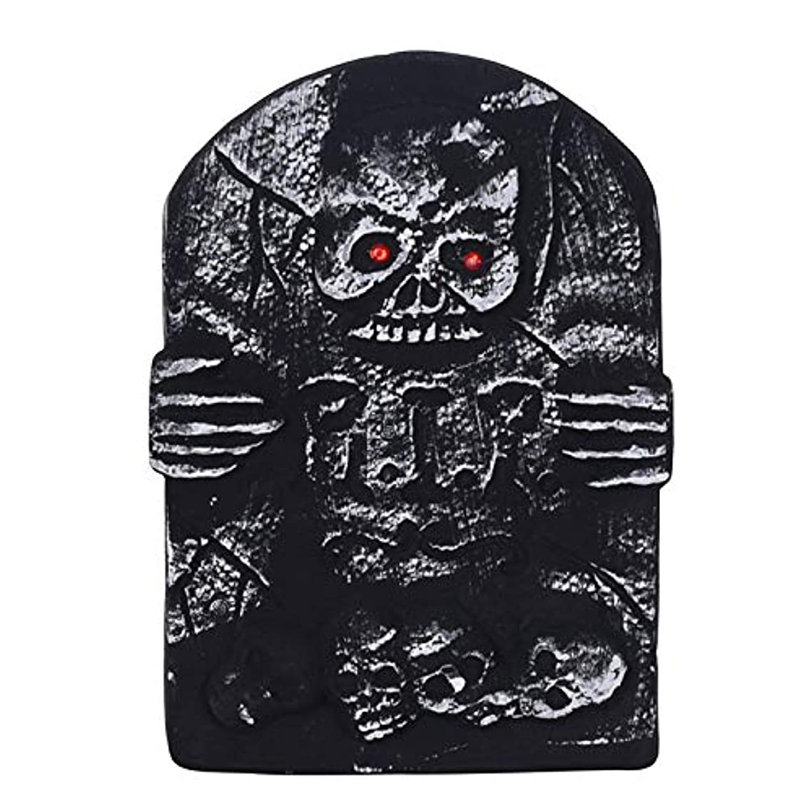 緊急過激派重要な役割を果たす、中心的な手段となるETRRUU HOME 墓石ハロウィーン墓写真小道具バーお化け屋敷KTVタトゥーショップ装飾装飾