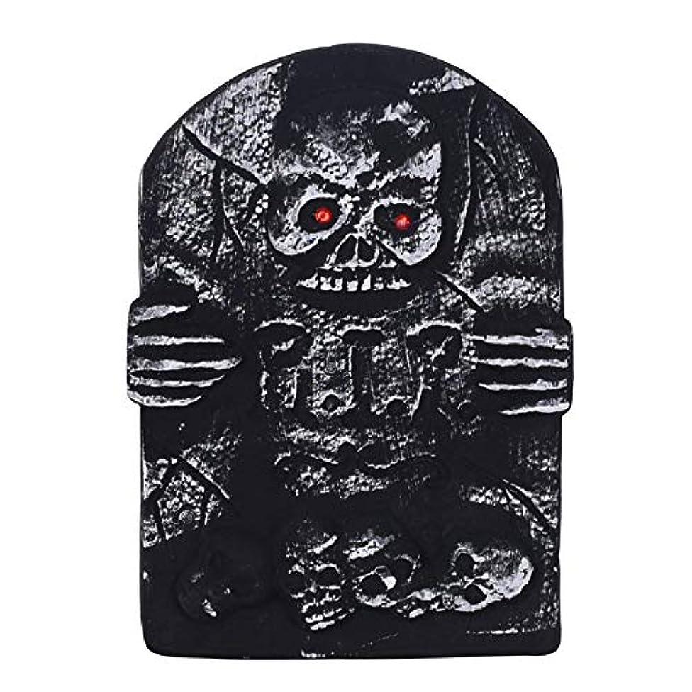 所持ゴム接続詞ETRRUU HOME 墓石ハロウィーン墓写真小道具バーお化け屋敷KTVタトゥーショップ装飾装飾